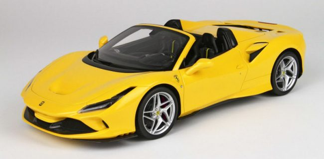 Rent Ferrari F8 Spider
